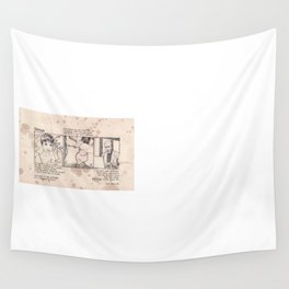 Salvage III Wall Tapestry