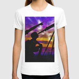 The Star Called Polaris T-shirt
