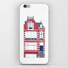 Dutch house iPhone Skin