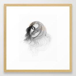 Jolie Fleur Framed Art Print