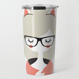Call me Foxy! Travel Mug