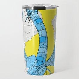 Water Tower Dragon Travel Mug