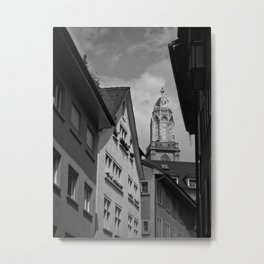 Zurich grouds eye Metal Print