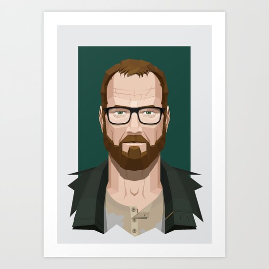 Goodbye, Walt Art Print