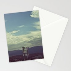 Nothing to Say Stationery Cards