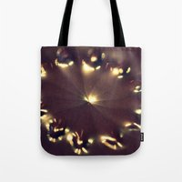 chocolate Tote Bags featuring Chocolate by Irène Sneddon