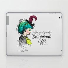 Be original. Laptop & iPad Skin