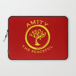 Divergent - Amity The Peaceful Laptop Sleeve