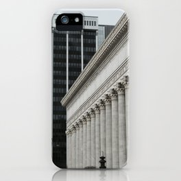 Buildings in Albany iPhone Case