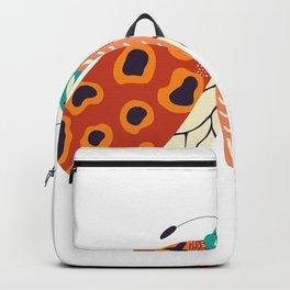 Spring moth 005 Backpack