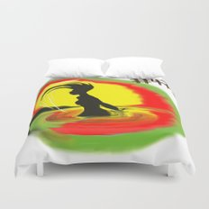 Woman, #473 Duvet Cover