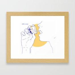Carpe Omnia Framed Art Print