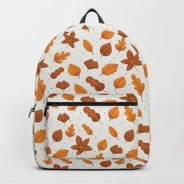 Falling in leaves Backpack