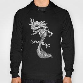 Axolotl Skeleton Hoody
