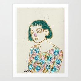 BEGINNERS, Art Print