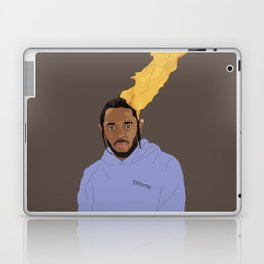 Kendrick Lamar, Brown Laptop & iPad Skin