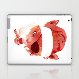 Bad Santa Fox Laptop & iPad Skin