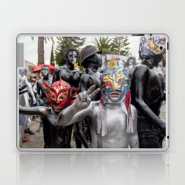 Lucha libre kids Laptop & iPad Skin