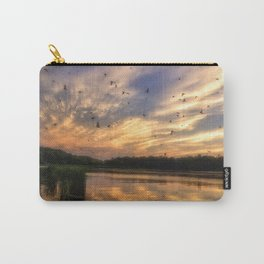 Coming in to Roost Carry-All Pouch
