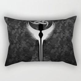 Modern Valkyrie Urban Camo Rectangular Pillow