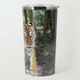 Bengal Tiger On The Prowl Travel Mug