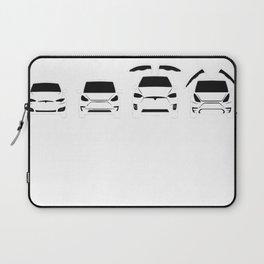 S3XY Tesla - Model S, Model 3, Model X, Model Y - Elon Musk Laptop Sleeve