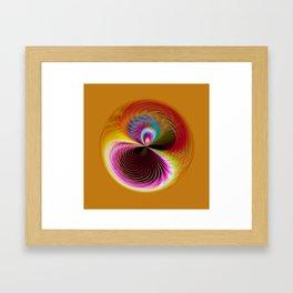 Whisps Framed Art Print