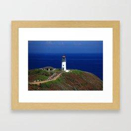 A Northern Light Framed Art Print