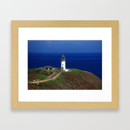A Northern Light Framed Art Print
