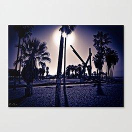 Venice Beach #4 Canvas Print