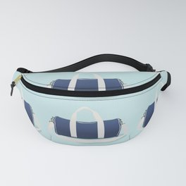Gym Bag Pattern Fanny Pack