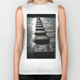 Stepping stones Biker Tank