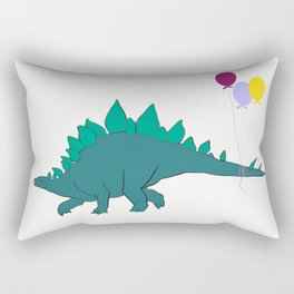 Where's the party? Rectangular Pillow