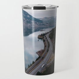 Columbia River Gorge III Travel Mug
