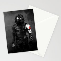 Who the hell is Bucky? Stationery Cards