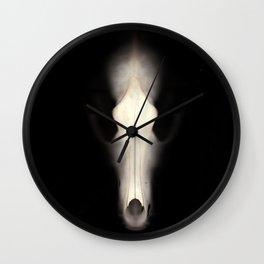 SCANNER III Wall Clock