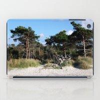 german iPad Cases featuring German coast by anru