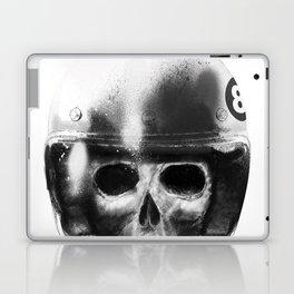 death racer Laptop & iPad Skin