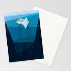 Sea Dance Stationery Cards