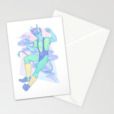 Jazzercise Stationery Cards
