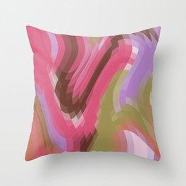 Colour Trend Throw Pillow