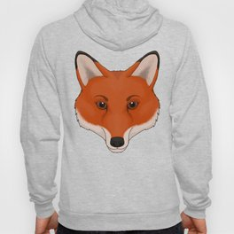 Red Fox Hoody