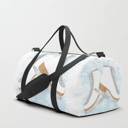 Ice skates Duffle Bag