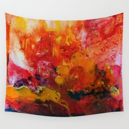 Sunrays Wall Tapestry