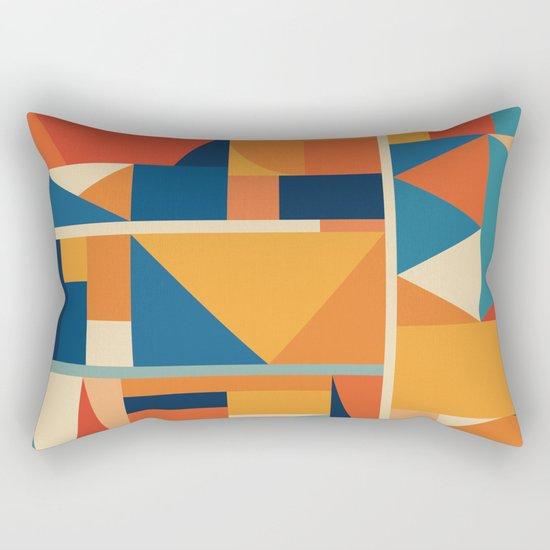 KakuTres Rectangular Pillow