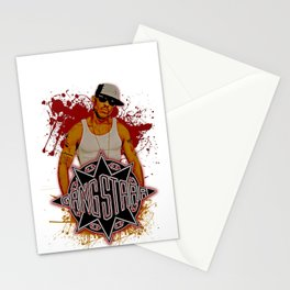 GangStarr Stationery Cards