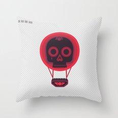 A Bad Dream Throw Pillow