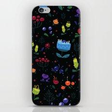 Magical berries iPhone & iPod Skin