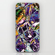 Abstraction #6 iPhone & iPod Skin