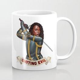 Paladin: Smiting Evil Coffee Mug